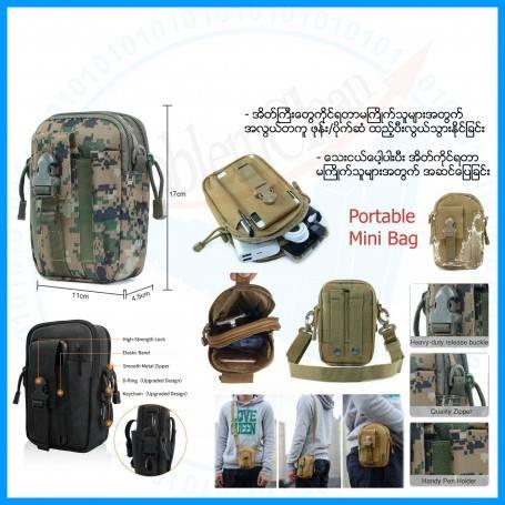 Portable Mini Bag