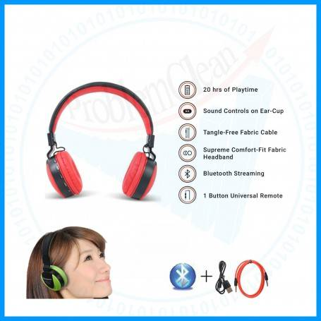 Wirless Headphone (JBL Design)