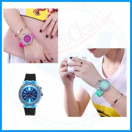 Couple LED Watch
