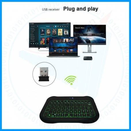 Touchpad with keyboard(T18)