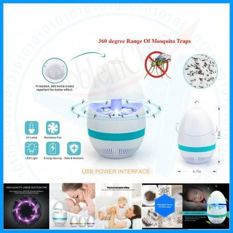Electronic Mosquito Zappe