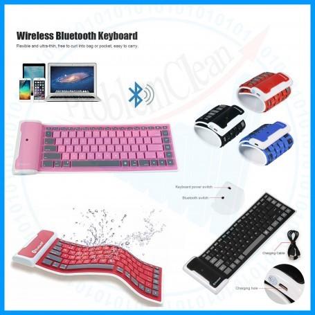 Flexible Wireless Keyboard
