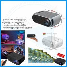High Resolution Led  Projector